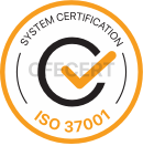 iso 37001 certification